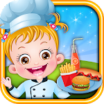 Baby Hazel Food Truck Icon