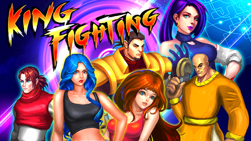 The King Fighters of Street screenshots 1