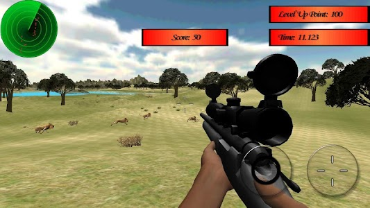 LION HUNTING: MASSACRE screenshot 0