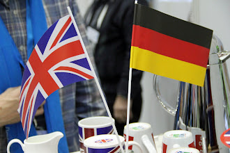 Photo: There are many partnerships between British and German churches