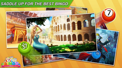Bingo Party - Crazy Bingo Tour game (apk) free download for Android/PC/Windows screenshot