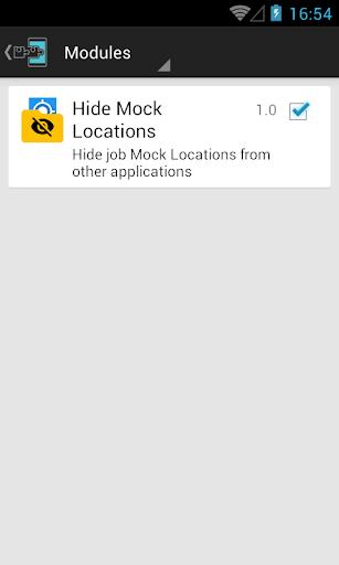 Hide Mock Locations 1.6 screenshots 2