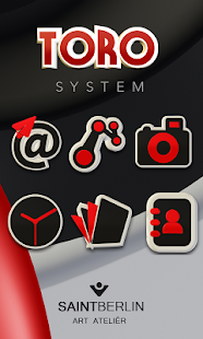 Toro Icon Pack Screenshot