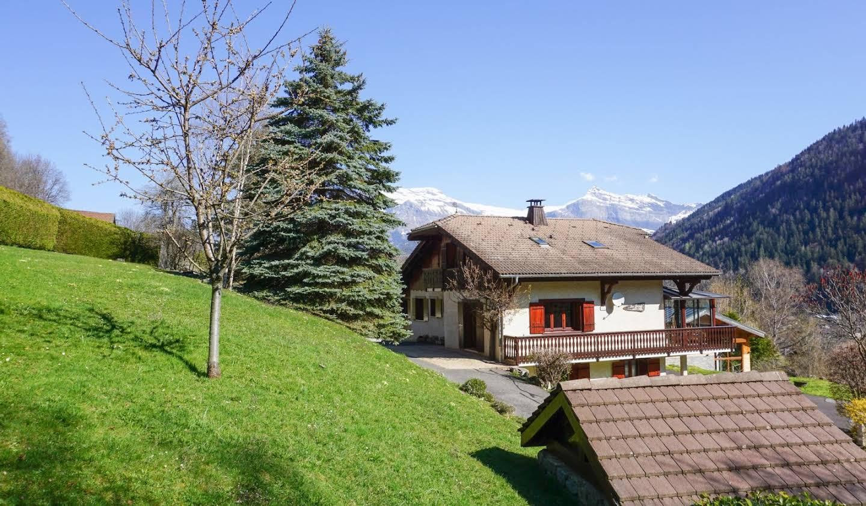 Maison avec terrasse Saint-Gervais-les-Bains
