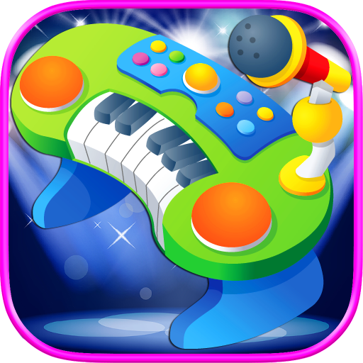 Kids Piano & Drums Games FREE