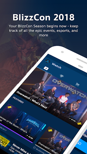 BlizzCon Mobile 4.2.0 screenshots 1