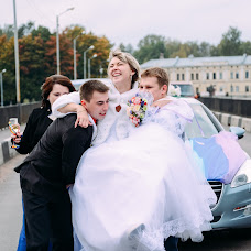 Wedding photographer Lyubov Abramova (abramovalybov). Photo of 07.12.2014
