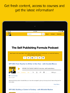 Mark Dawson's Self Publishing Formula- screenshot thumbnail