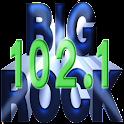 Big Rock 102.1 WQLF icon