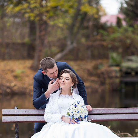 Wedding photographer Maksim Vasilenko (Maximilyan77). Photo of 09.01.2018