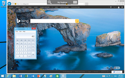 Microsoft Remote Desktop Screenshot 13