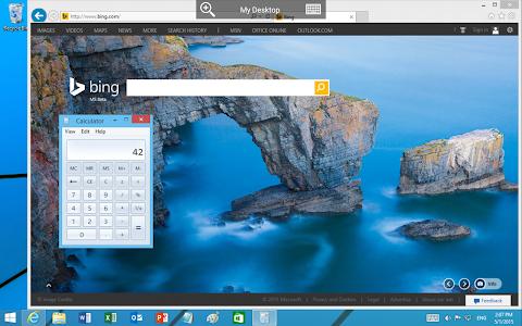 Microsoft Remote Desktop v8.1.17.35
