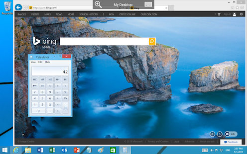 Microsoft Remote Desktop Screenshot 13