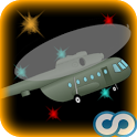 Helicopter 360 icon