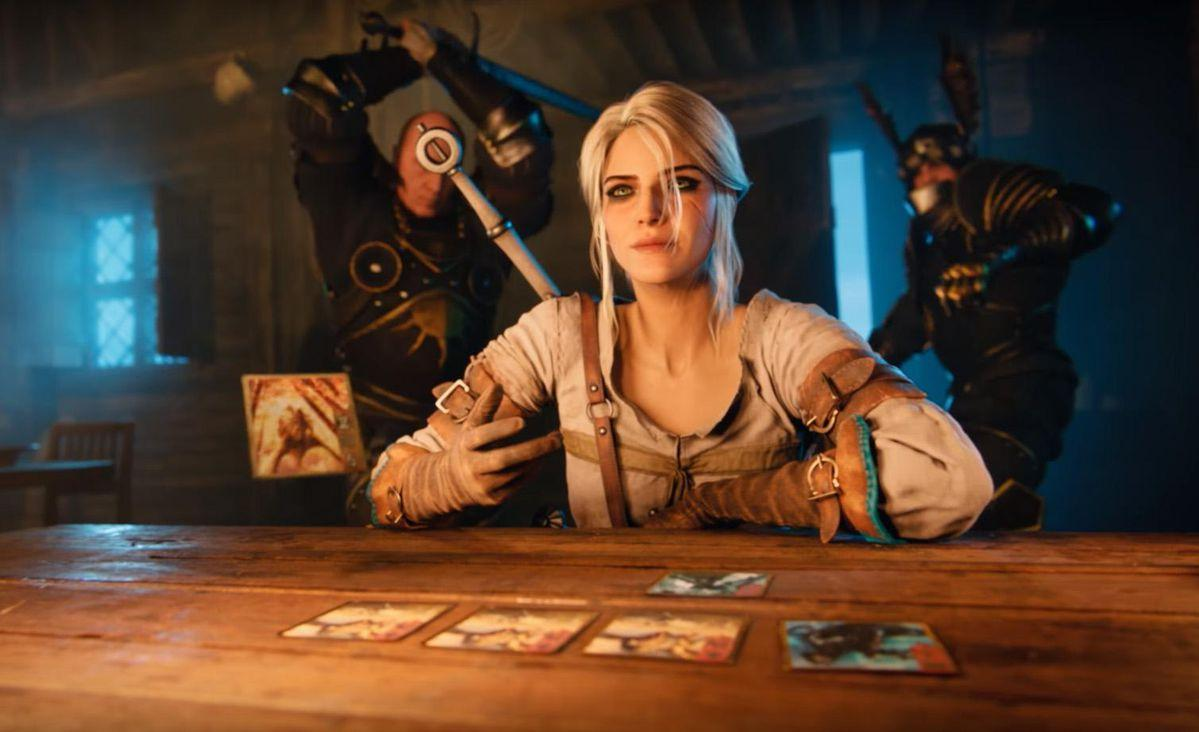 The Painful Process Of Learning 'Gwent' After Ignoring It In 'The Witcher 3'  For 150 Hours