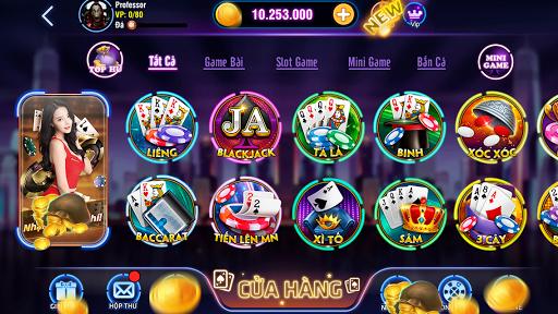 Game Danh Bai Doi Thuong Tap Win 1.0.0 screenshots 2