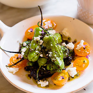 Padrón Pepper Salad
