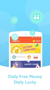 LuckyGift - Earn Cash | Money- screenshot thumbnail