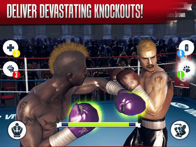 Real Boxing Android 12