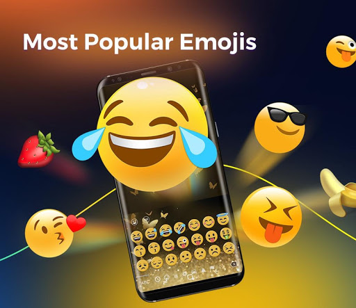 Cheetah Keyboard-Gif,Emoji Keyboard&3D Themes 4.9.1 screenshots 3