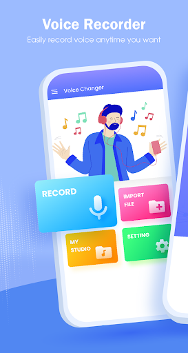 Voice Changer Boy To Girl & Audio Effects Recorder screenshot 6