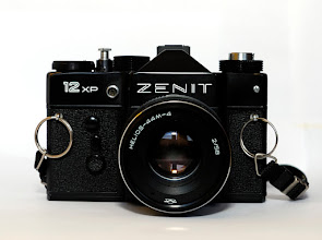 Photo: Zenit 12xp, update of the Zenit TTL made for export, in lovely condition and works a treat!