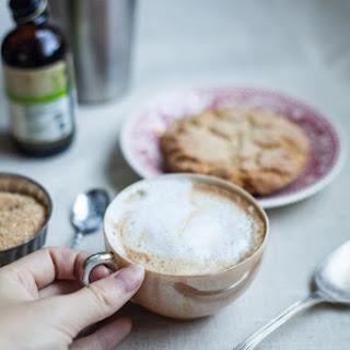 Vegan Coconut Cream Latte