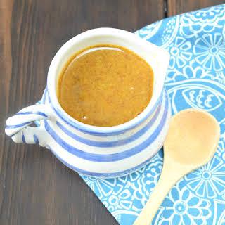 Honey Mustard Marinade & Dipping Sauce.