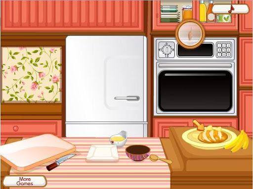 العاب طبخ للبنات في المطاعم