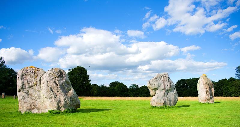 La pianura dei giganti di pietra di Kamone