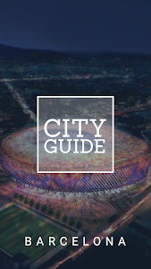 Barcelona City Guide screenshot 0