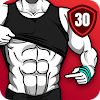 Six Pack in 30 Days - Abs Workout APK Icon