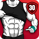 30天内练出六块腹肌 - 腹肌锻炼 icon