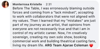Kristelle M Testimonial