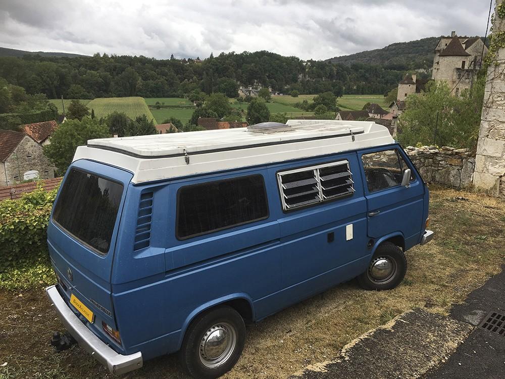 Volkswagen Camper T25 Hire London