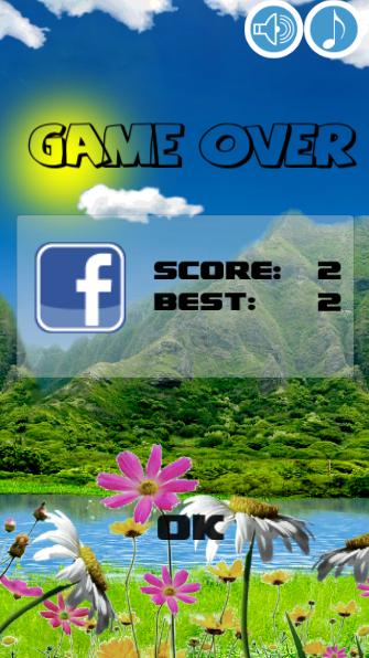 Flappy Hornet - screenshot