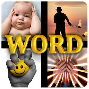 New : 4 Pics 1 Word for PC and MAC