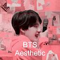 BTS Aesthetic Wallpaper icon