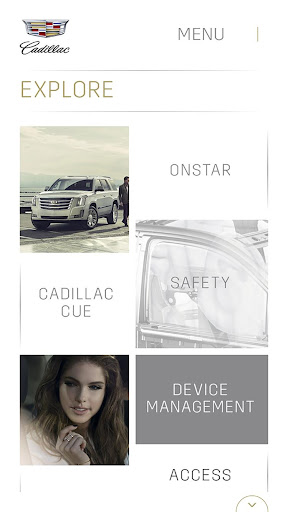 Cadillac Escalade Owner Guide
