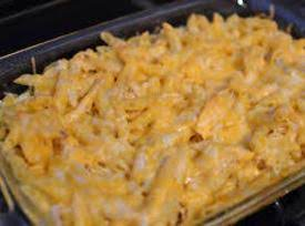 Buffalo Chicken Pasta Recipe
