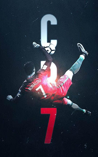 Ronaldo Lock Screen Wallpaper Screenshot 14