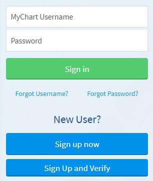 SeeYourChart  Portal