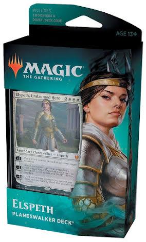 Magic The Gathering - Elspeth Planeswalker Deck