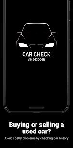 CAR CHECK ✅ – VIN Decoder 1