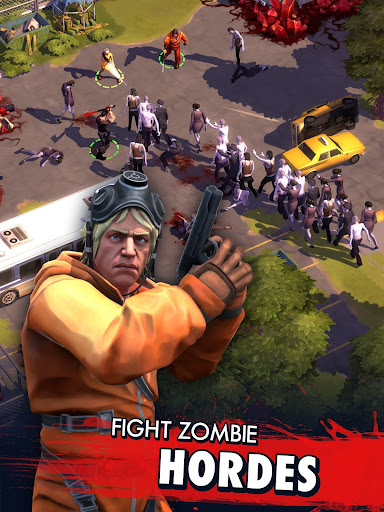 Zombie Anarchy: War Survival
