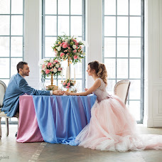 Wedding photographer Nadezhda Kostygina (id294333380). Photo of 03.01.2017