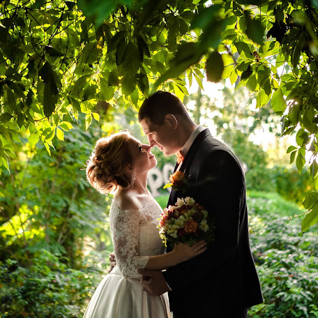Wedding photographer Anna Zavodchikova (foxphoto). Photo of 16.12.2017