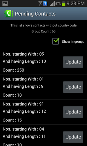 Add Country Code screenshot 4