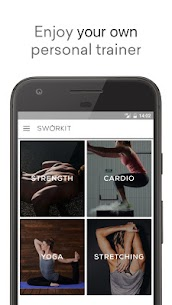 Sworkit Pro – Custom Workouts v5.50.11 Mod APK 5