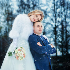 Wedding photographer Rail Shakirov (Rail). Photo of 04.01.2017